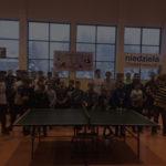 Mistrzostwa Archidiecezji Częstochowskiej Lektorów iMinistrantów wTenisie Stołowym